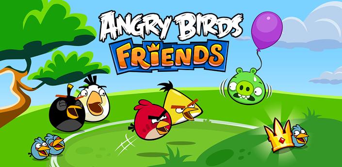 Angry birds friends (2013/rus/eng/repack) пк скачать игру на компьютер.