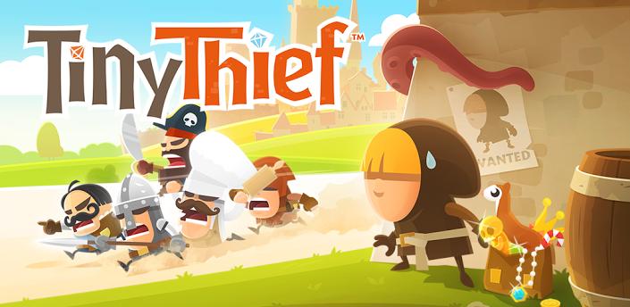 Скачать игру tiny thief на пк